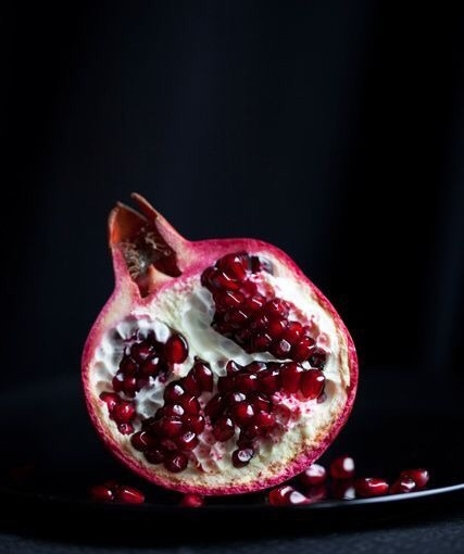 Pomegranate love…